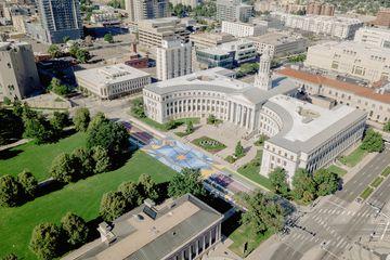 Capitol Hill in Denver, Colorado