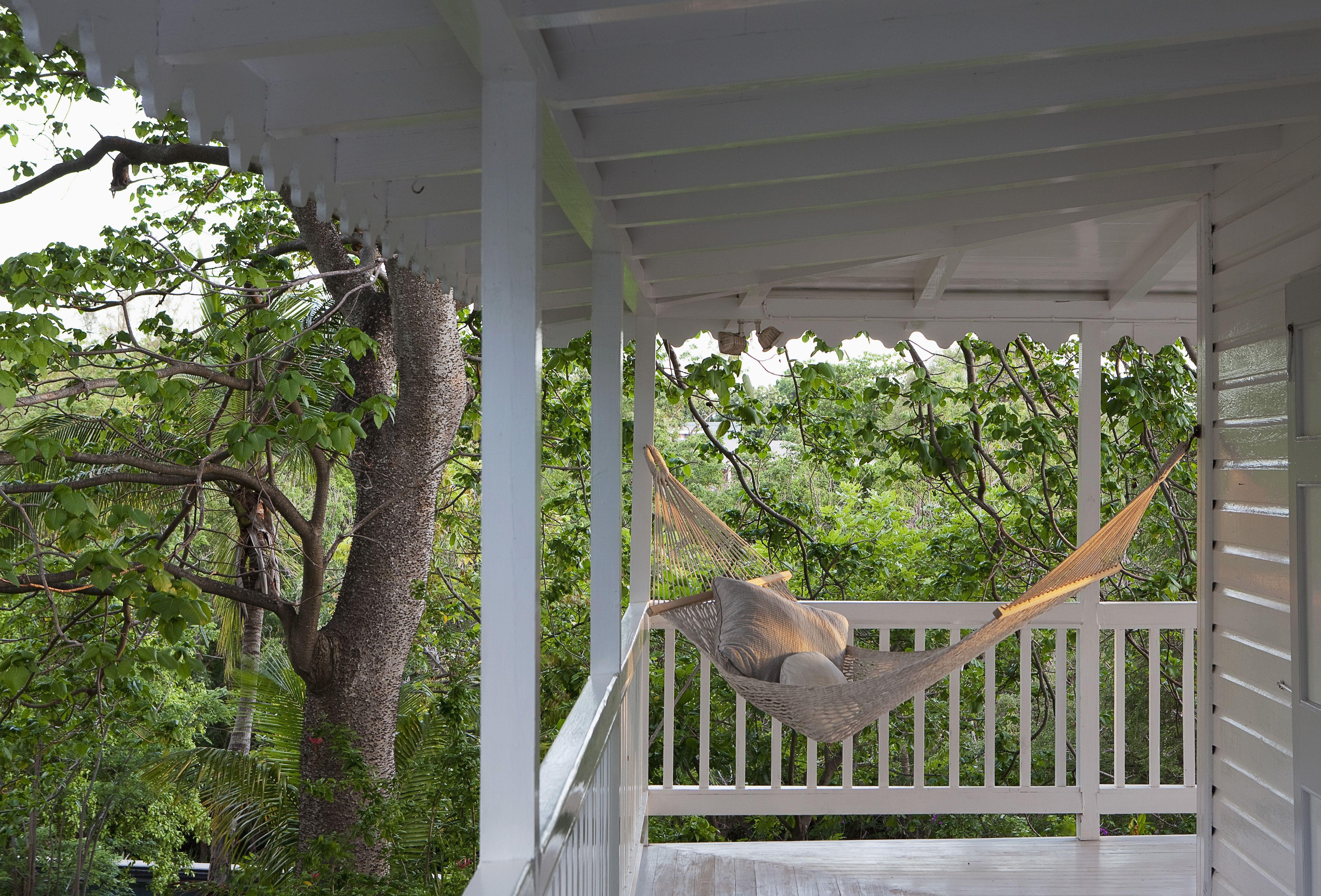 Pinney Beach House, Nevis, Nevis, Saint Kitts and Nevis. Architect: Naomi Cleaver, 2010.