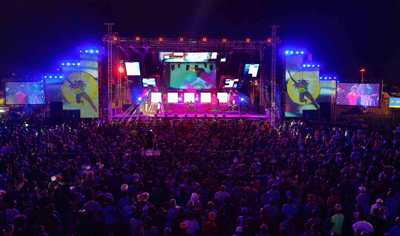Reggae Sumfest In Jamaica