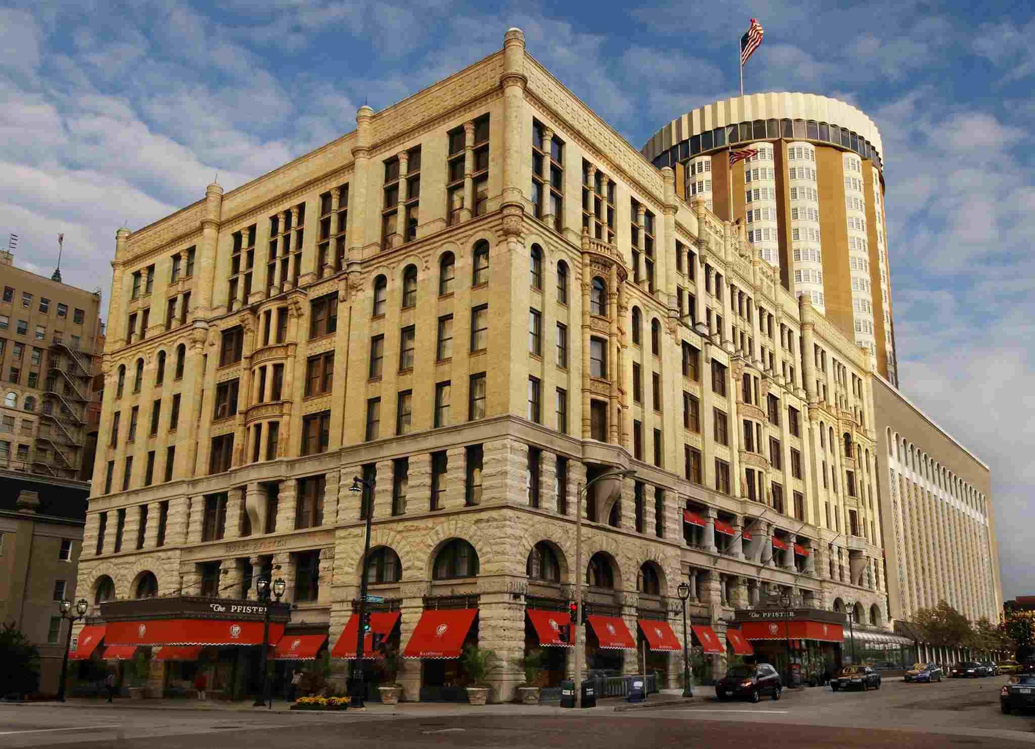 The Pfister Hotel Milwaukee