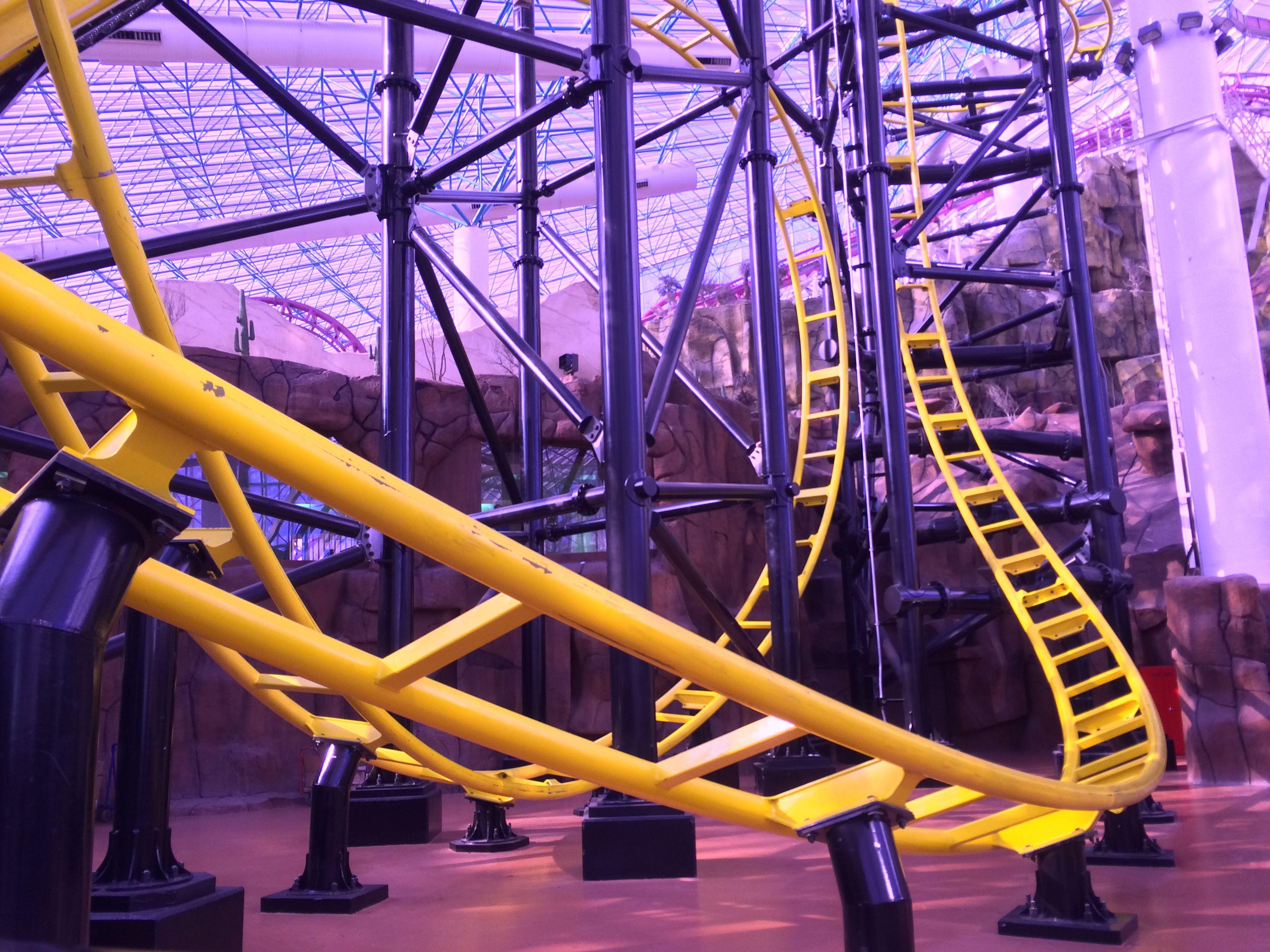 Las Vegas Roller Coasters Let It Ride On The Strip