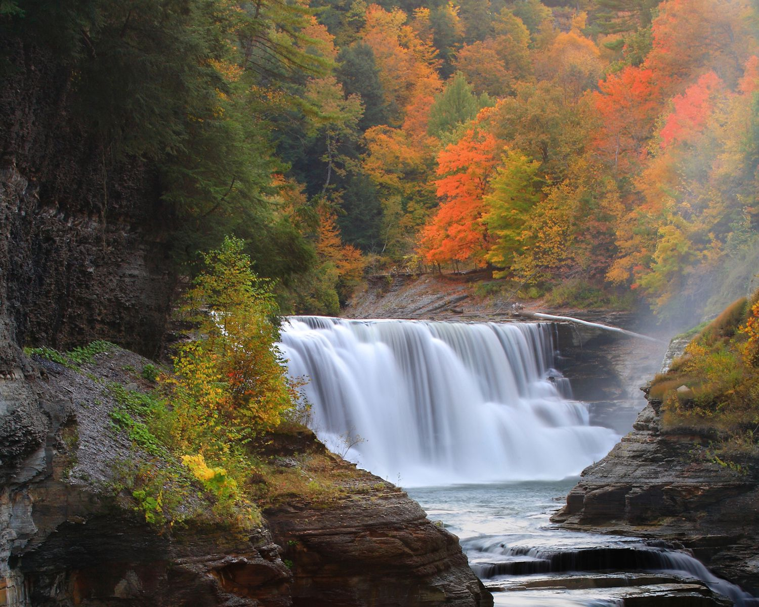 New York Fall Foliage Driving Tours