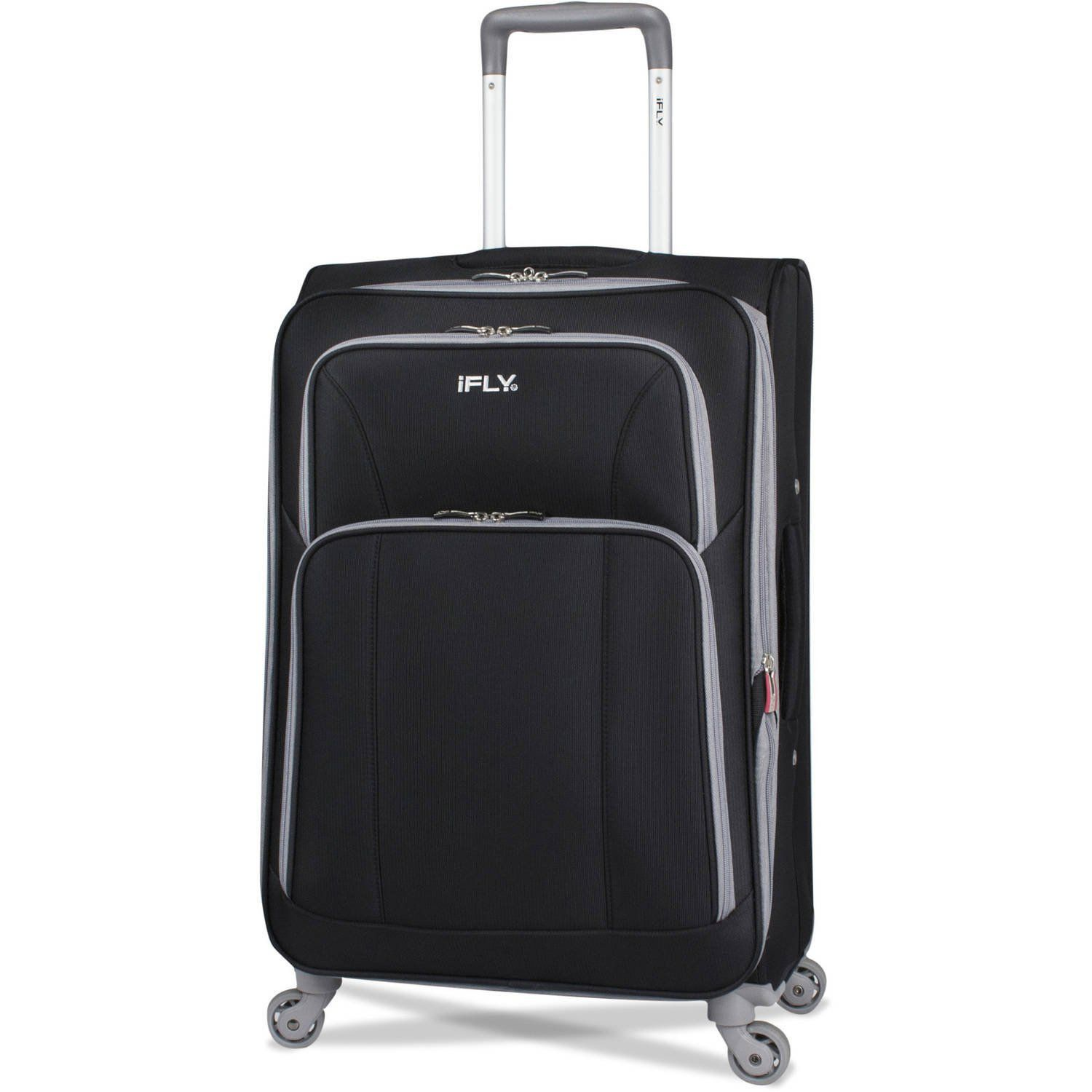 """Best Overall  iFLY 24"""" Soft-Sided Luggage Passion 9661e7d71ecf6"""