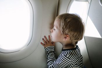 Survival Tips For Air Travel With An Infant Or Toddler