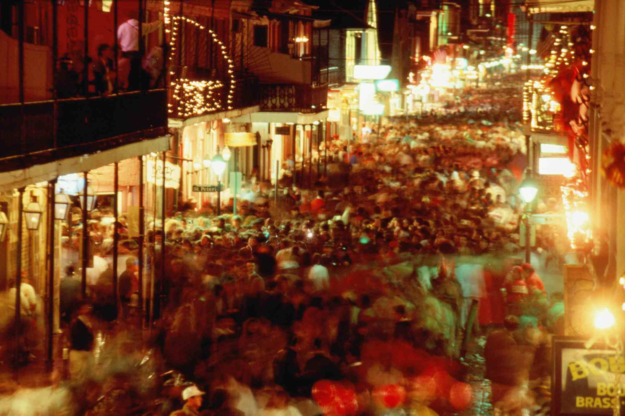 New Orleans New Year
