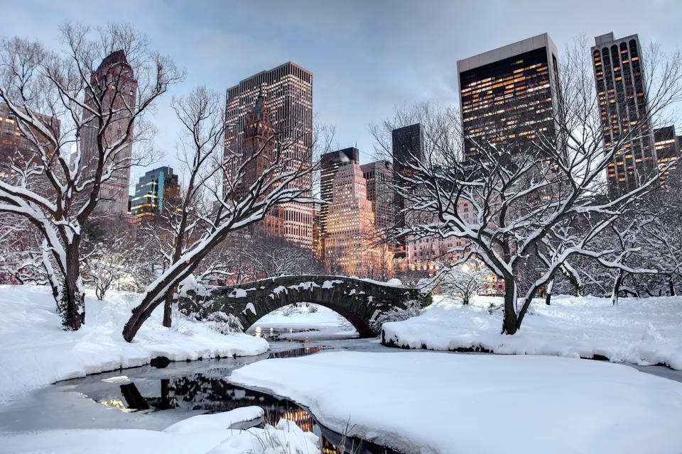 Winter in New York City