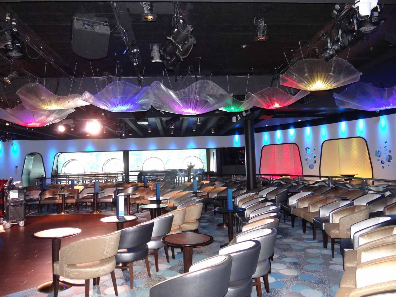 Disney Magic Fathoms Night Club