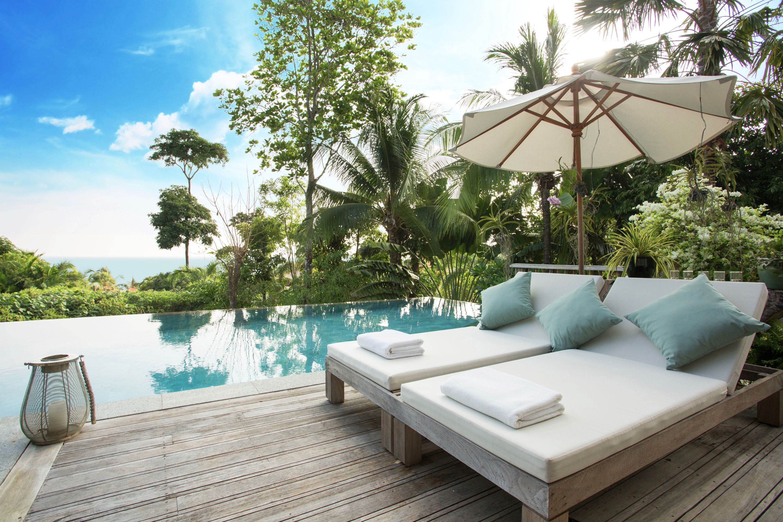 Trisara resort de lujo en Phuket en Tailandia