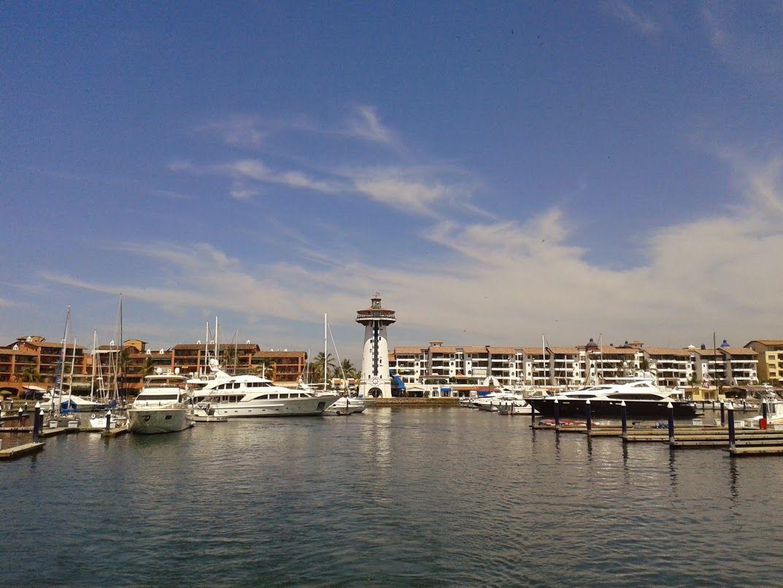 The marina in Puerto Vallarta
