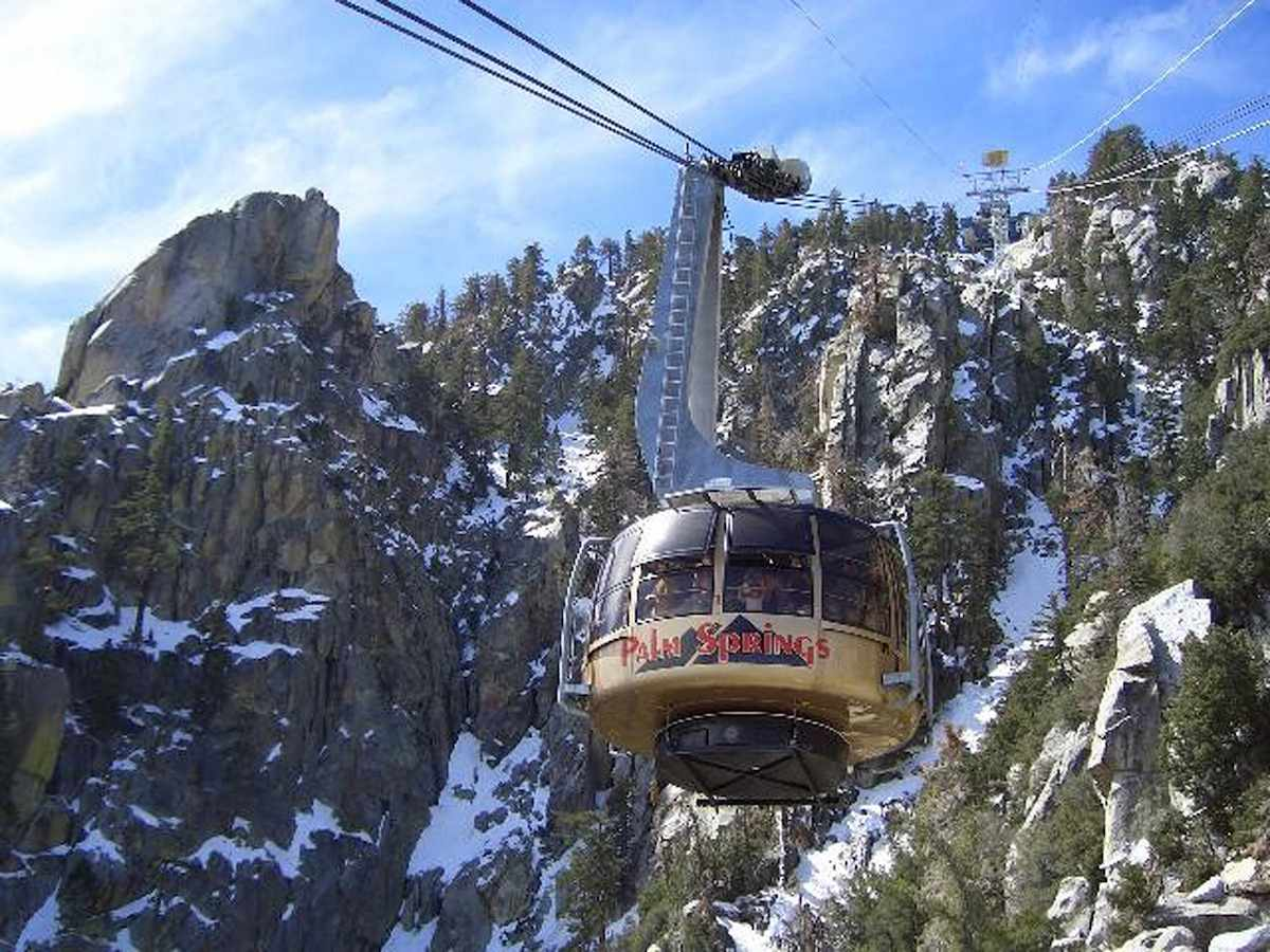 PS Aerial Tramway