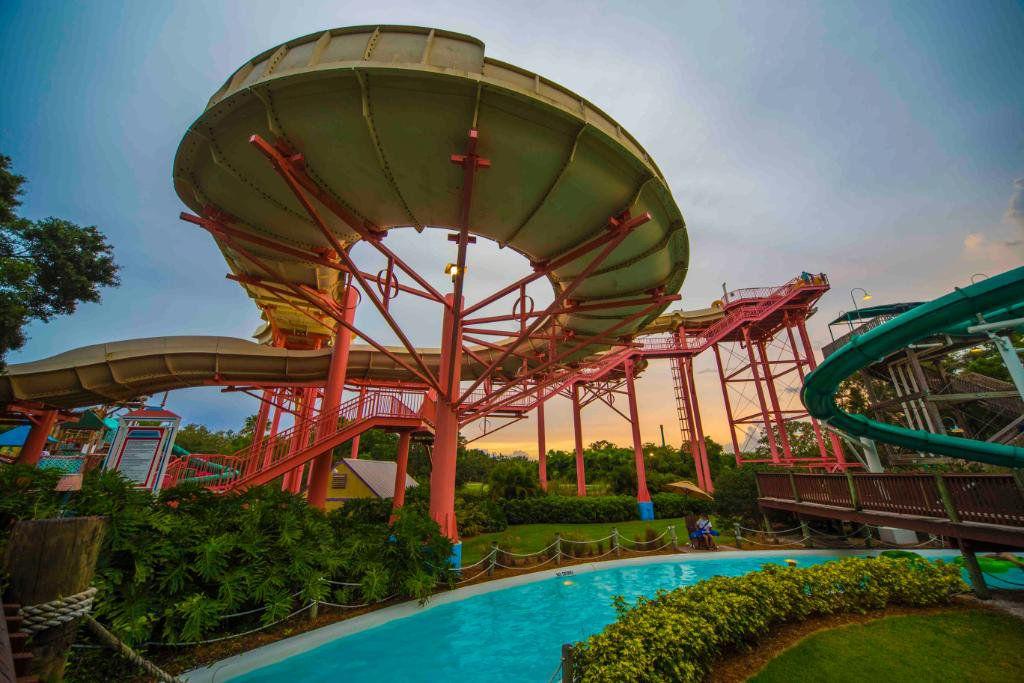 Adventure Island Florida water park