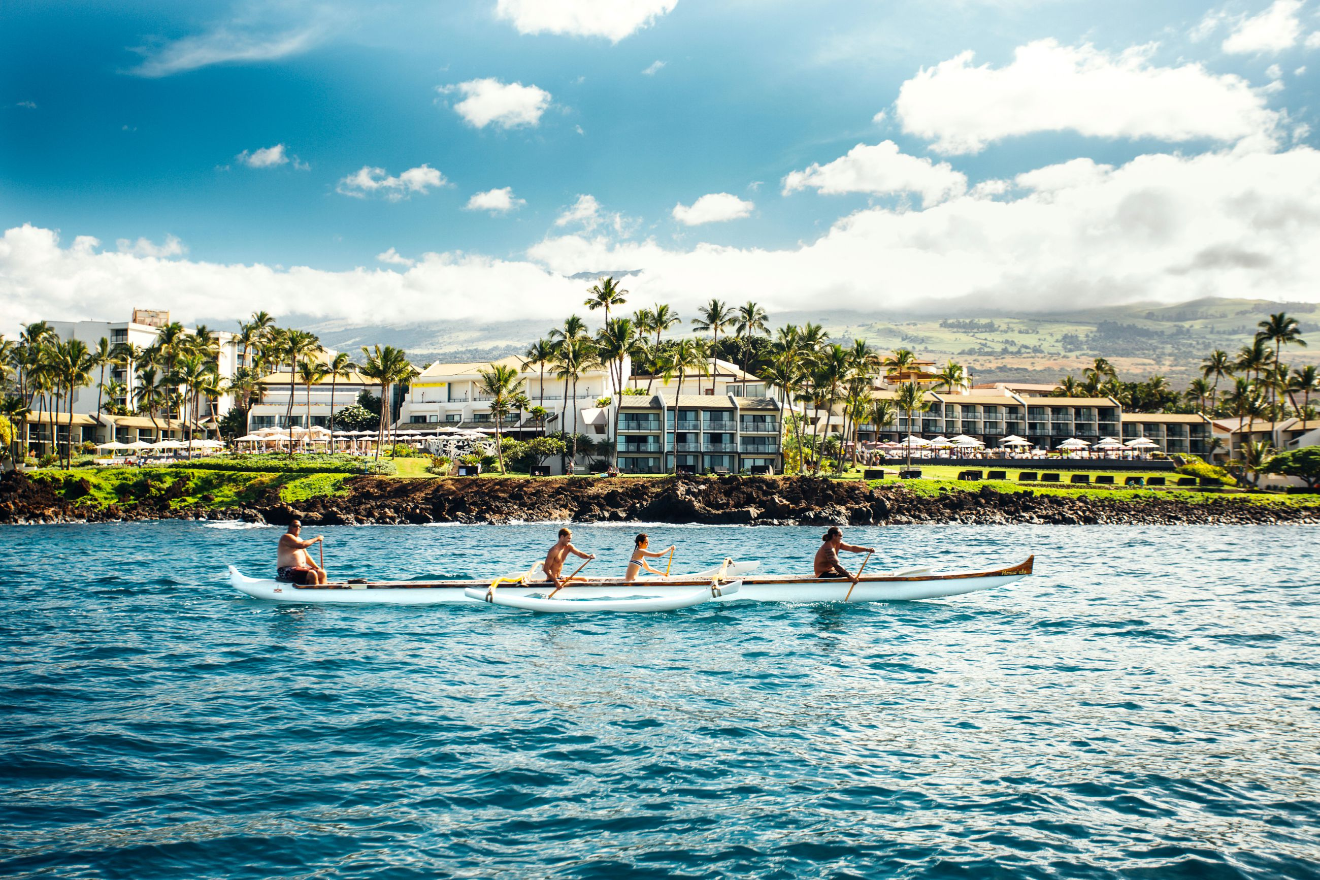 Wailea Beach Resort Marriott Luxury