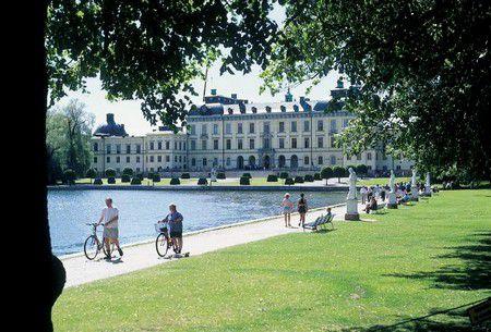 Drottningholm in Stockholm