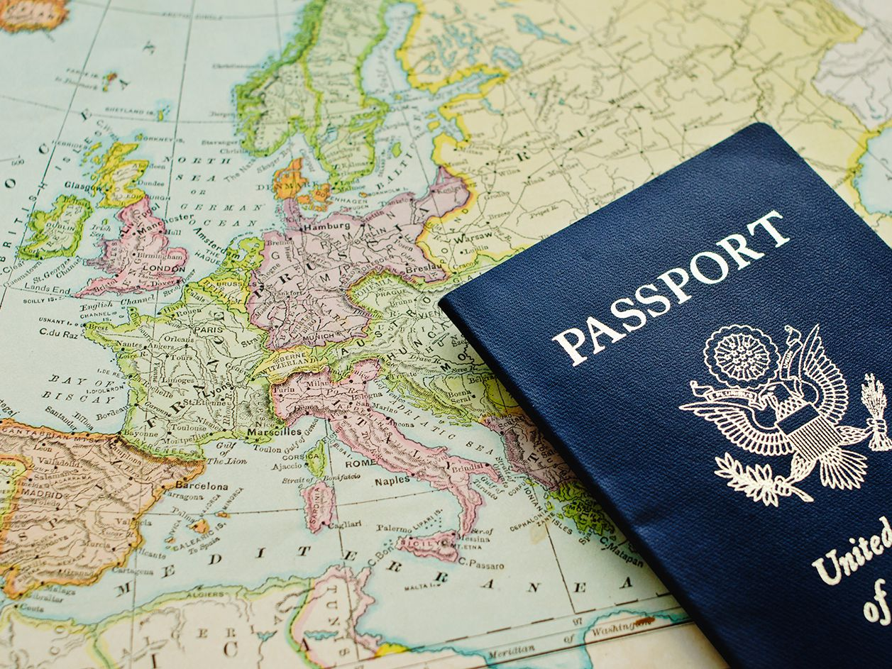 How to Apply for Your First U.S. Passport
