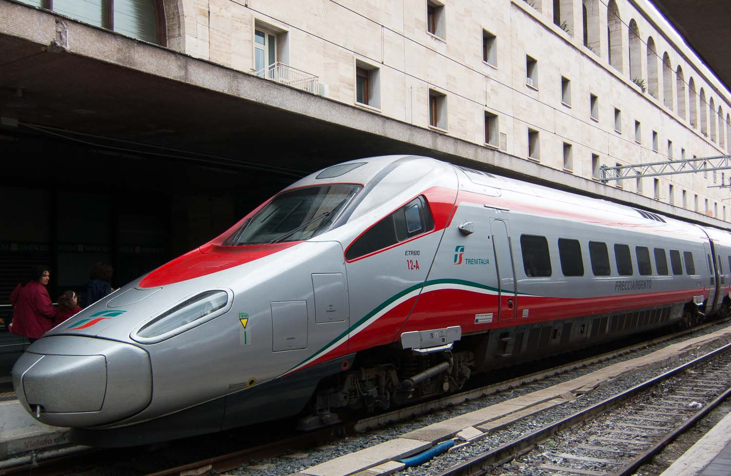 How To Travel On Italian Trains