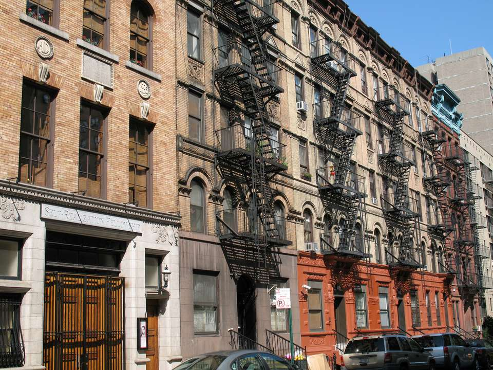East 28th Street Apartments