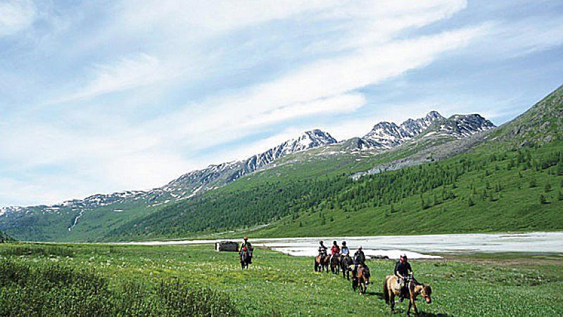 Tusker Trail Mongolia Trek