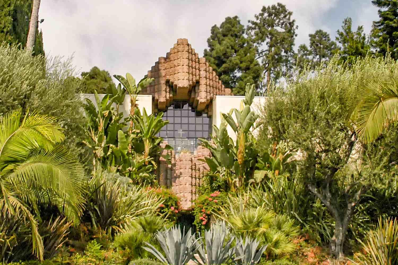 John Sowden House, Hollywood