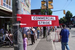 Commercial Drive Vancouver