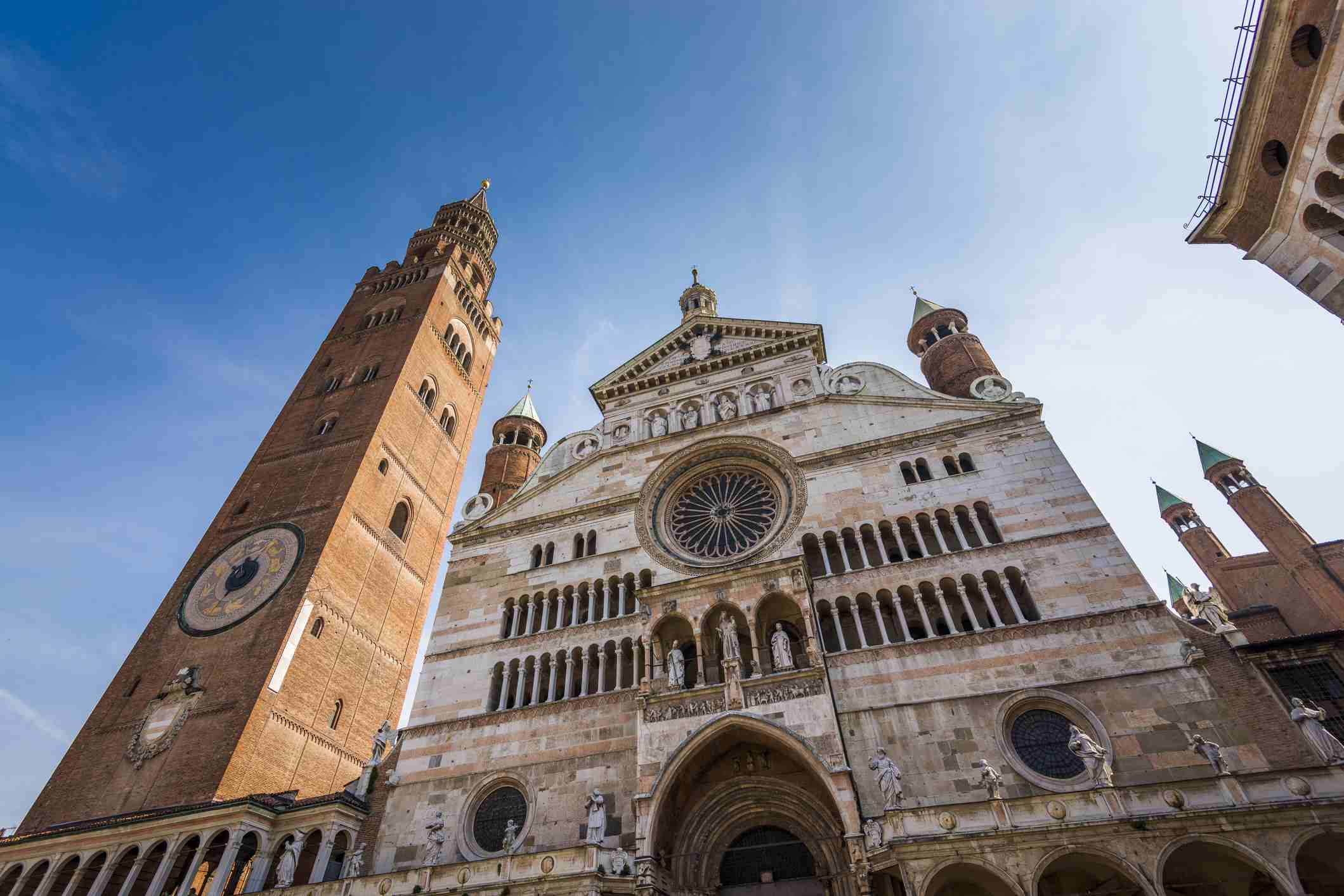 Cremona Cathedral and the Torrazzo