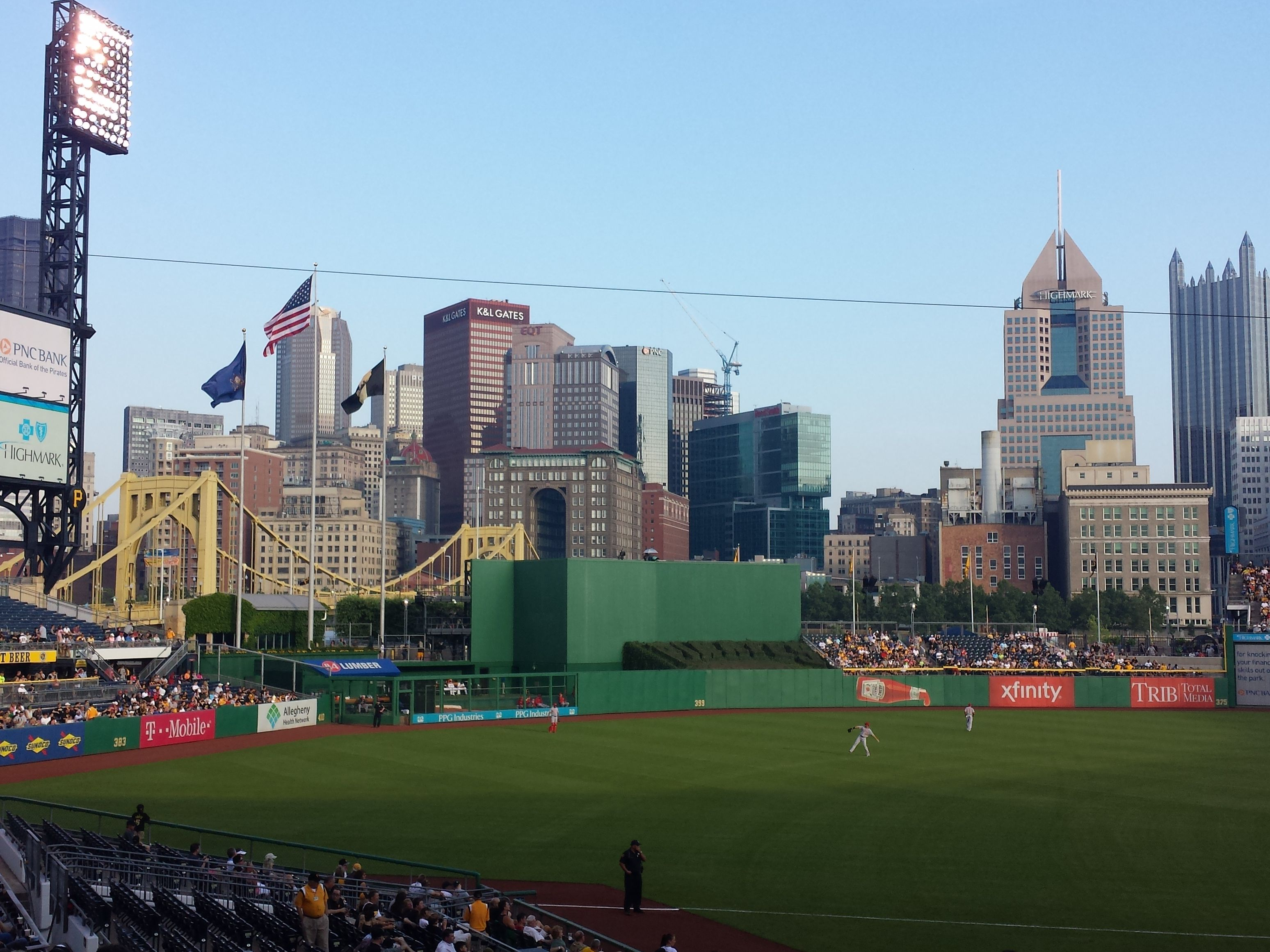 PNC Park: Travel Guide for a Pirates Game in Pittsburgh