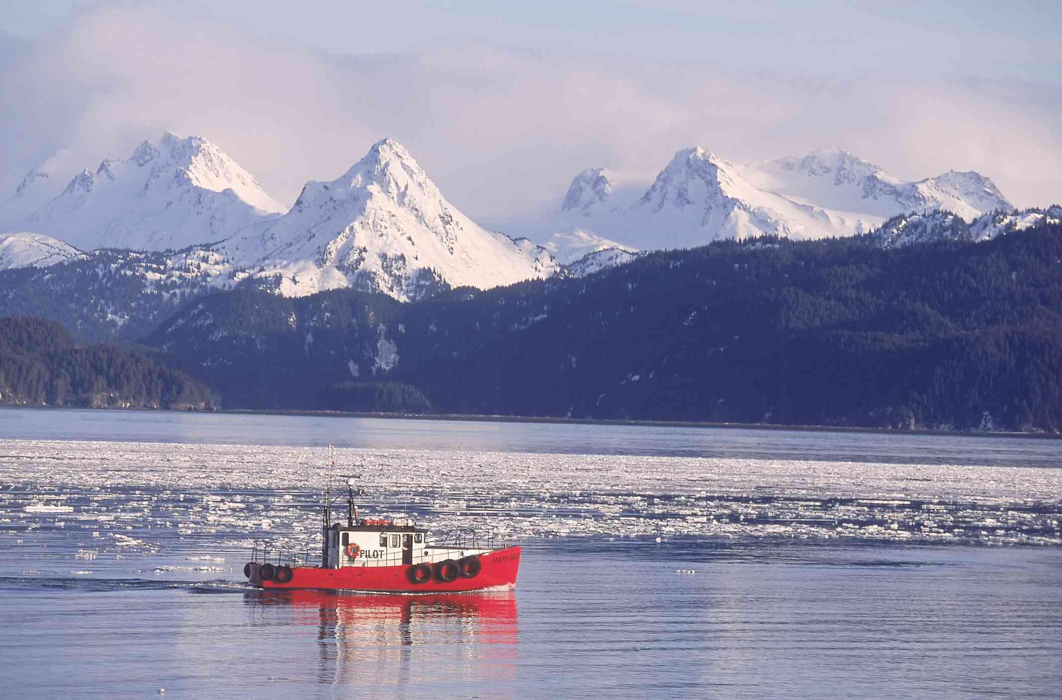 Kachemak Bay State Park, Alaska