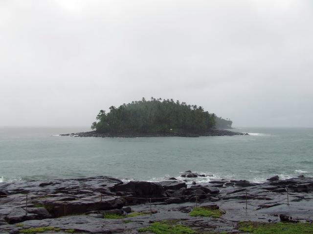 Devils Island French Penal Colony In South America