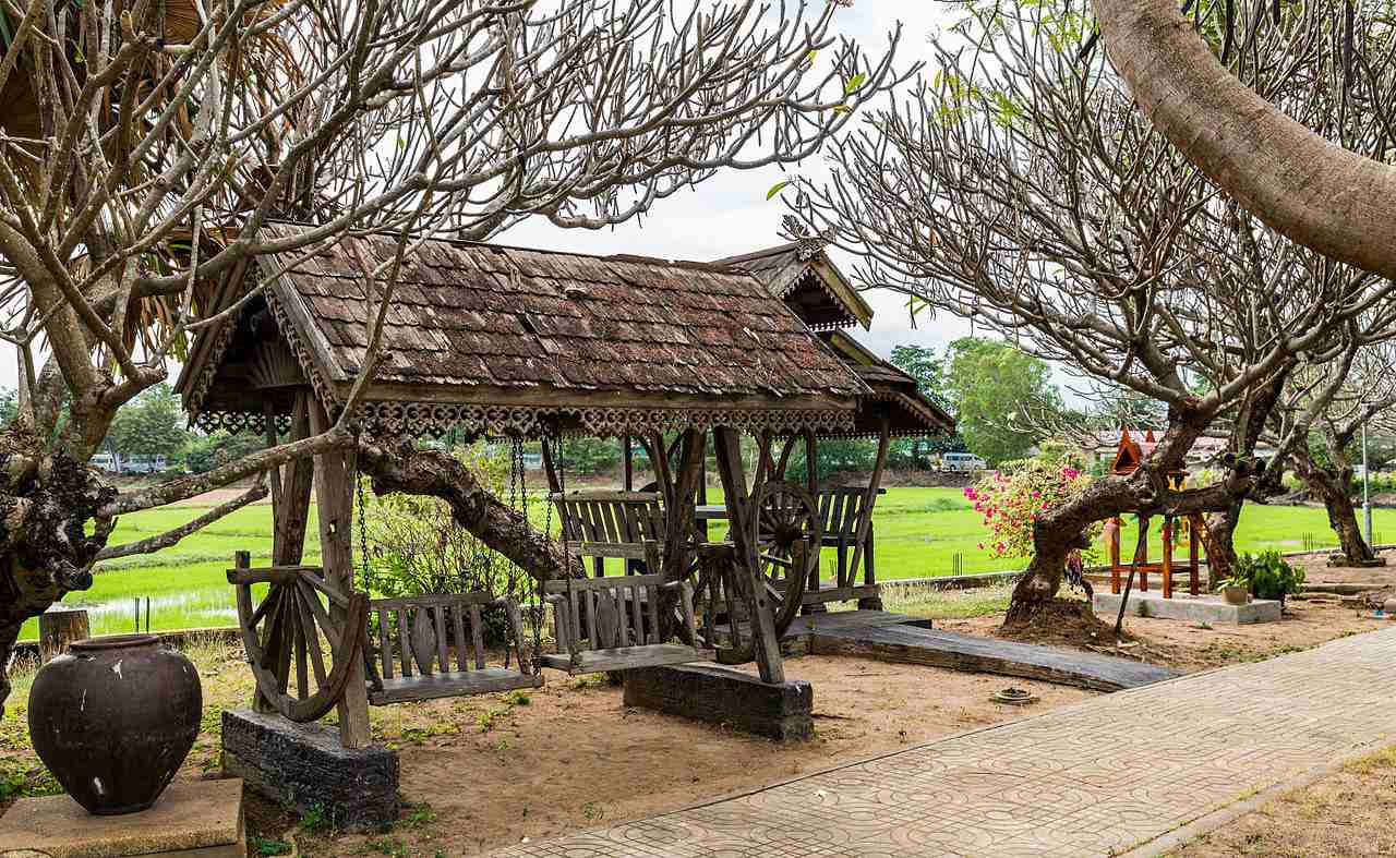 Sangkhalok Museum in Sukhothai New Town