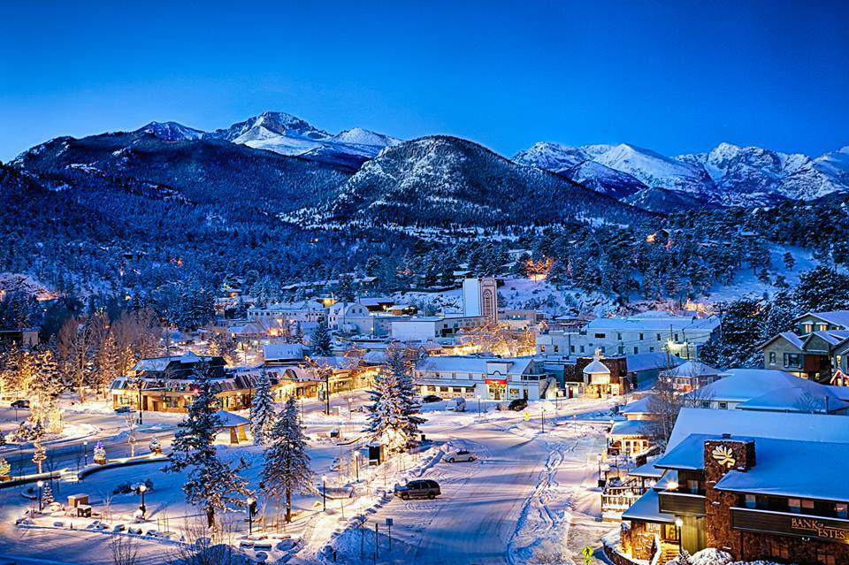 What To Do In Estes Park, Colorado In Winter