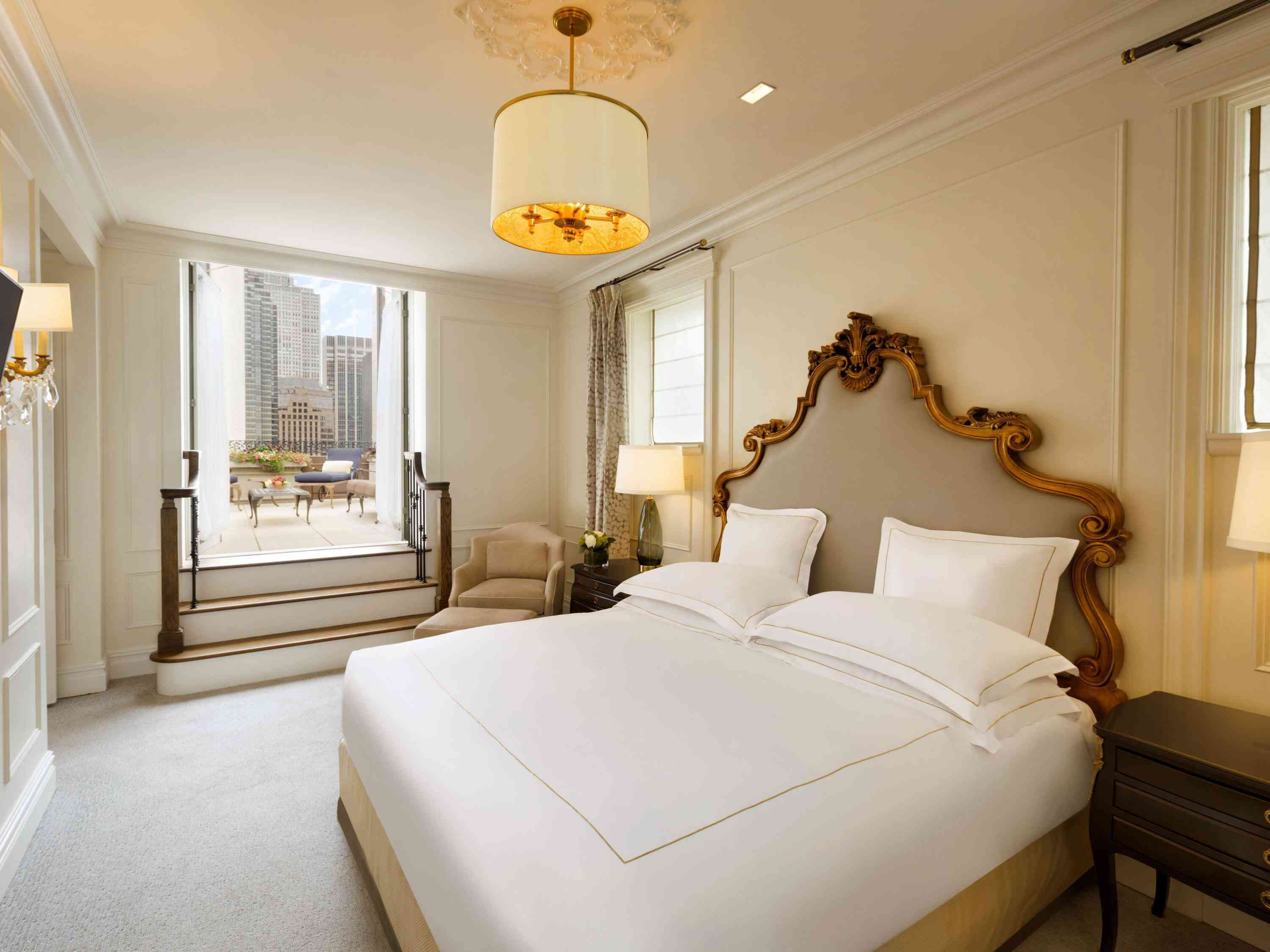 Guest Room at the Plaza