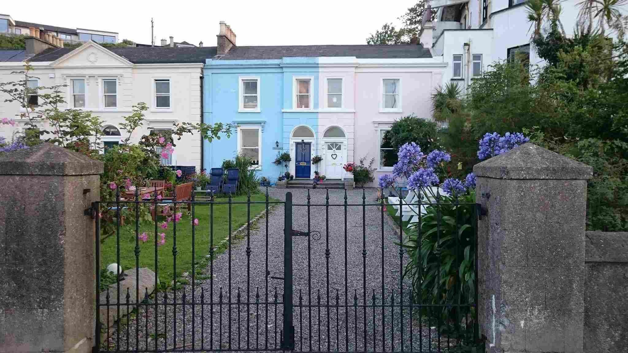 Houses in Bray Ireland