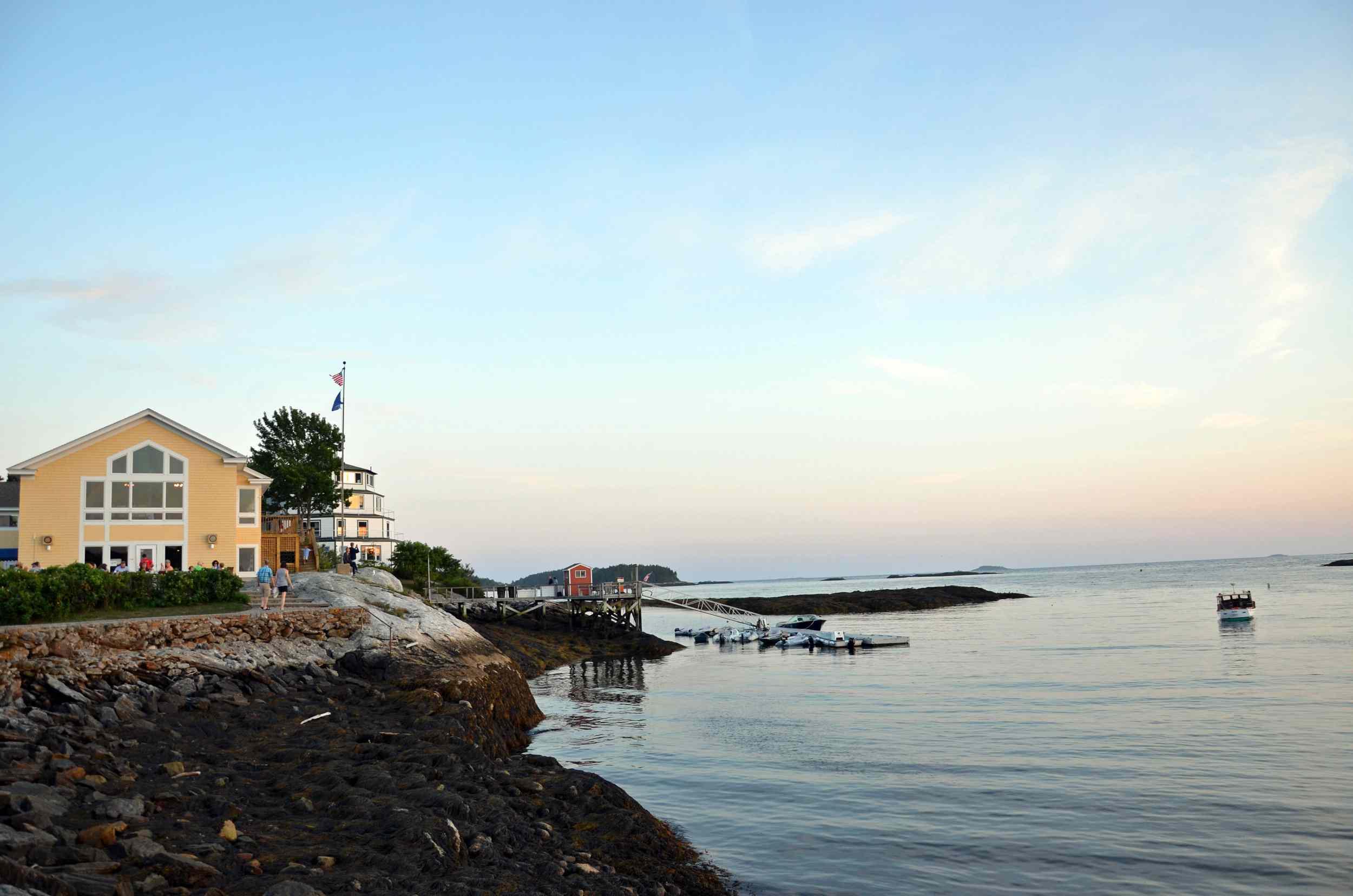 Sebasco Harbor Resort Maine
