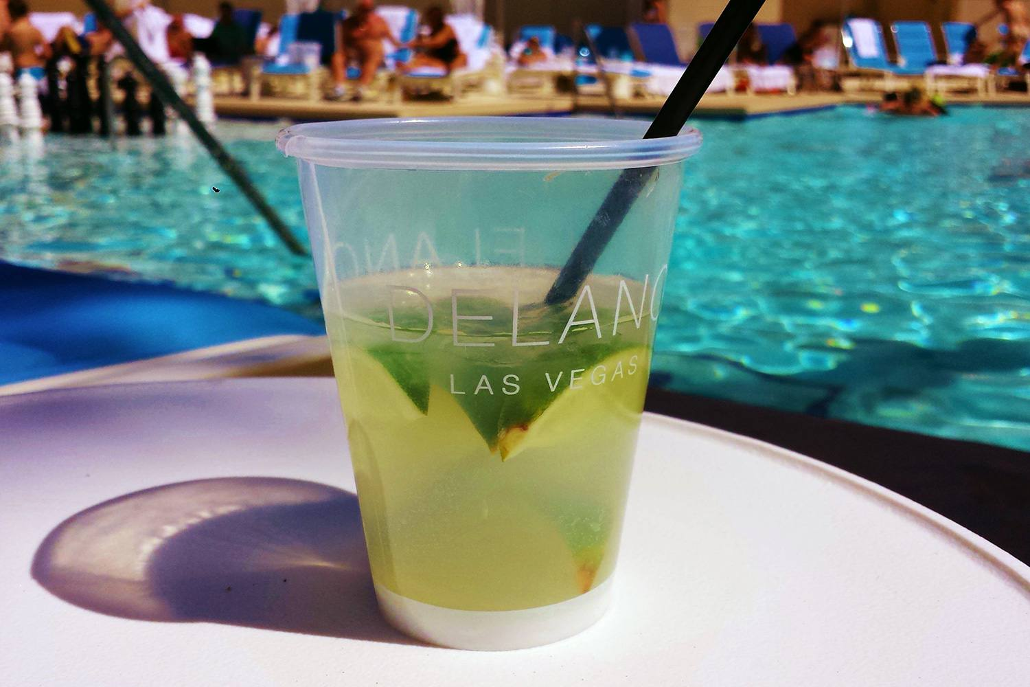 Delano Beach Club Las Vegas
