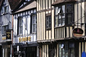 Town Center Stratford upon Avon