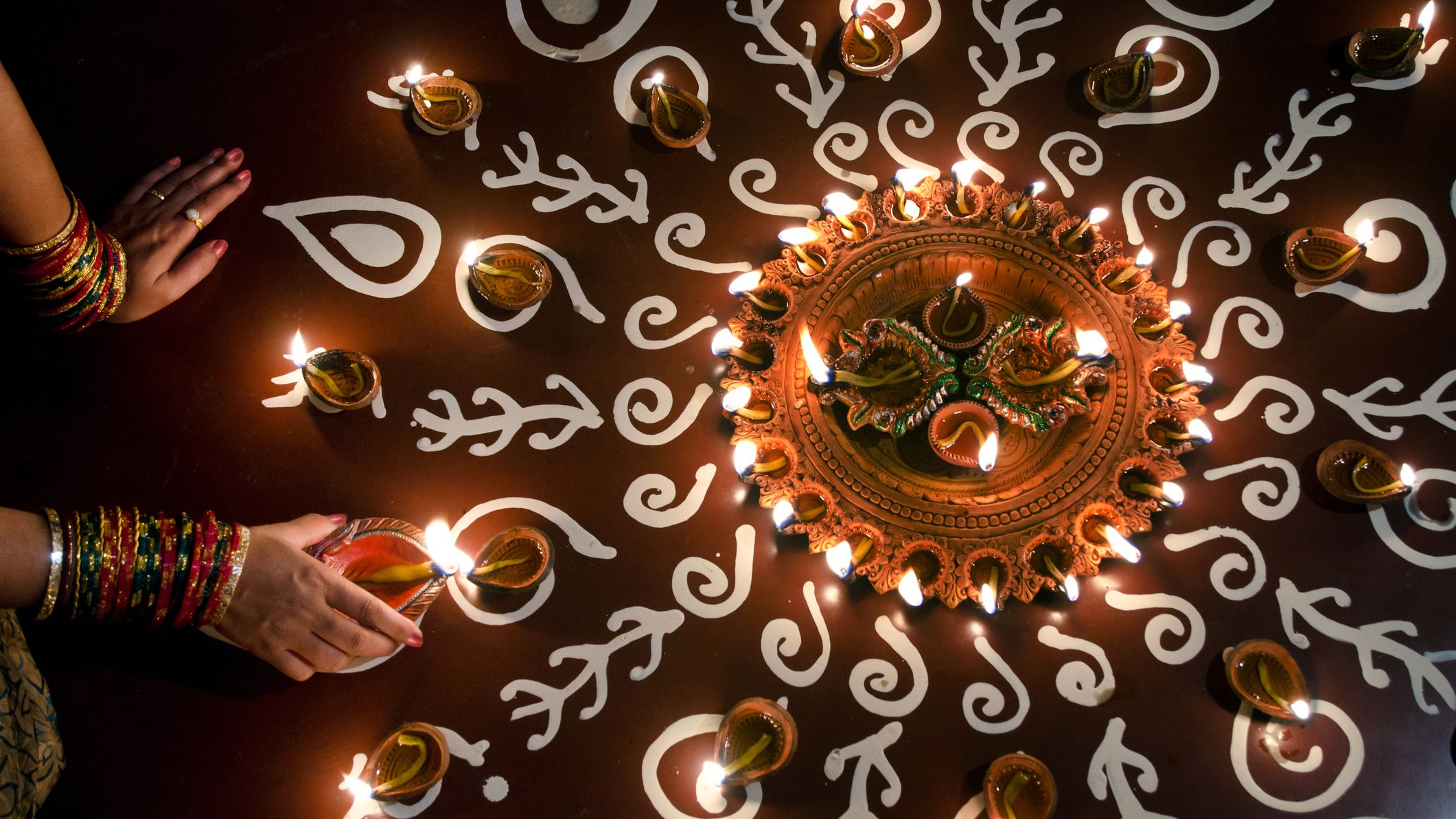 Photo Gallery 15 Captivating Pictures Of Diwali In India