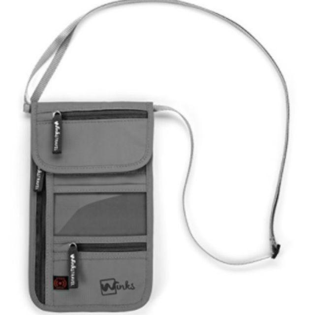 d59d0b8227fd Best Waterproof: Travel Neck Wallet by Winks Travel