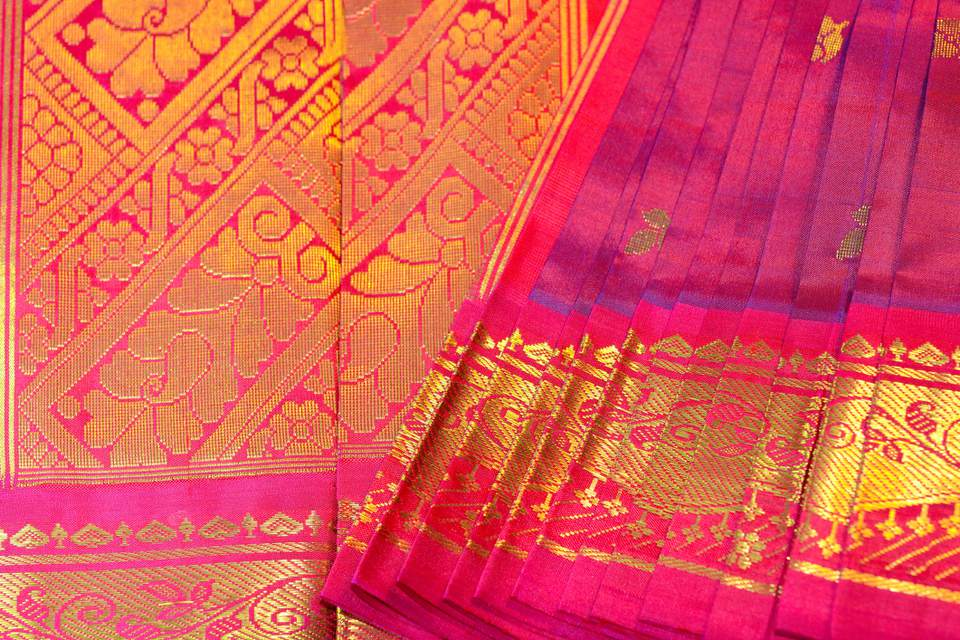 Buying Kanchipuram Saris in India: Your Essential Guide