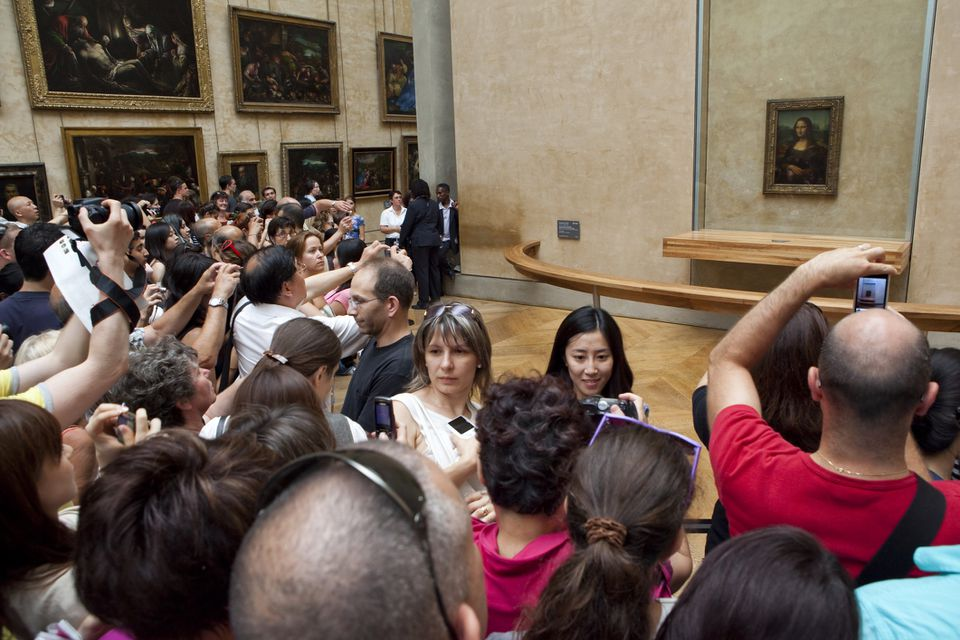 Overcrowding in Paris has become a major problem, with museums like the Louvre moving to a reservations-only booking system