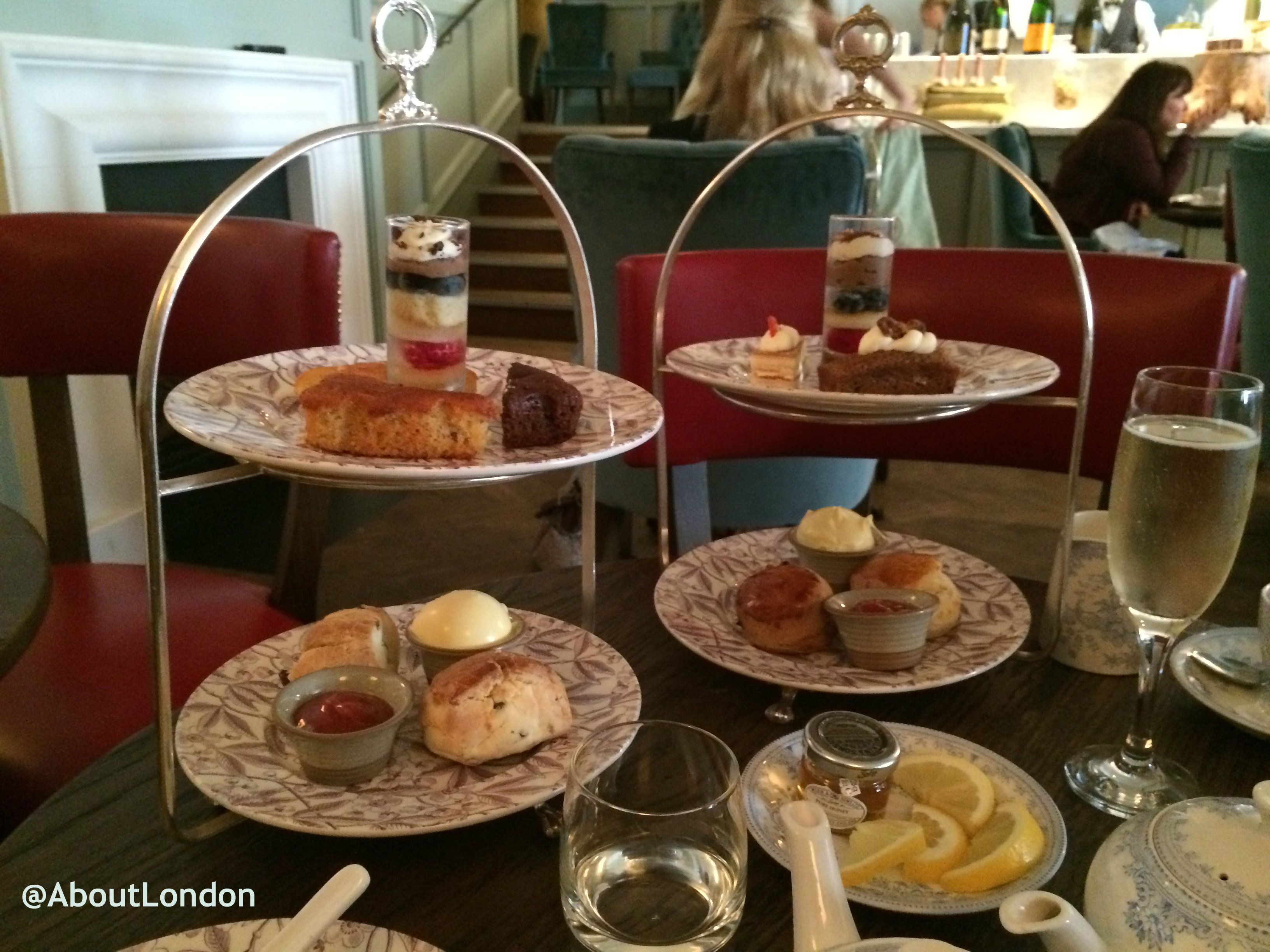 Mid-Range Afternoon Tea in London
