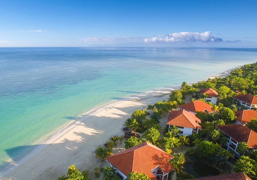 All-inclusive resort in Negril, Jamaica