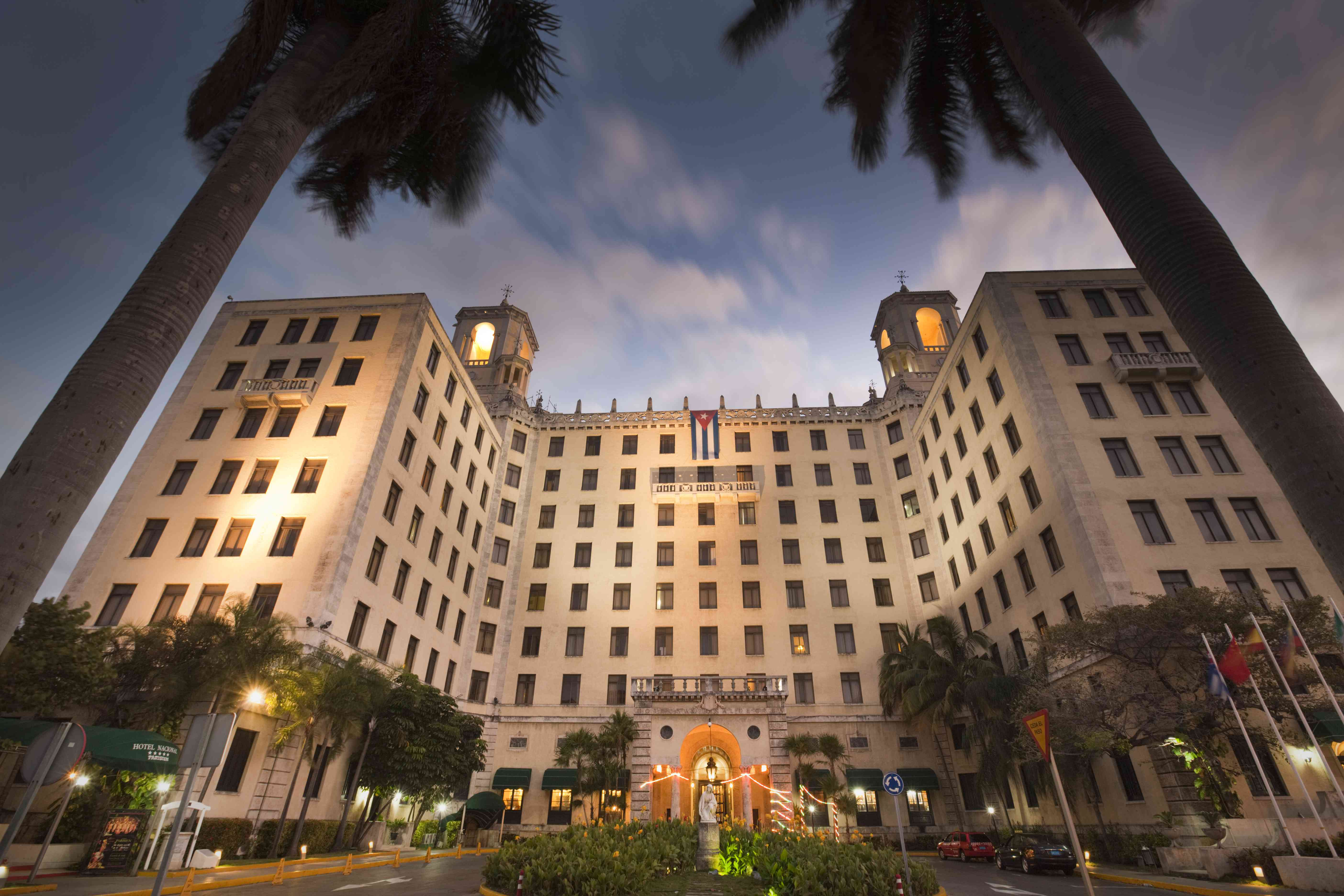 Hotel Nacional de Cuba of Havana