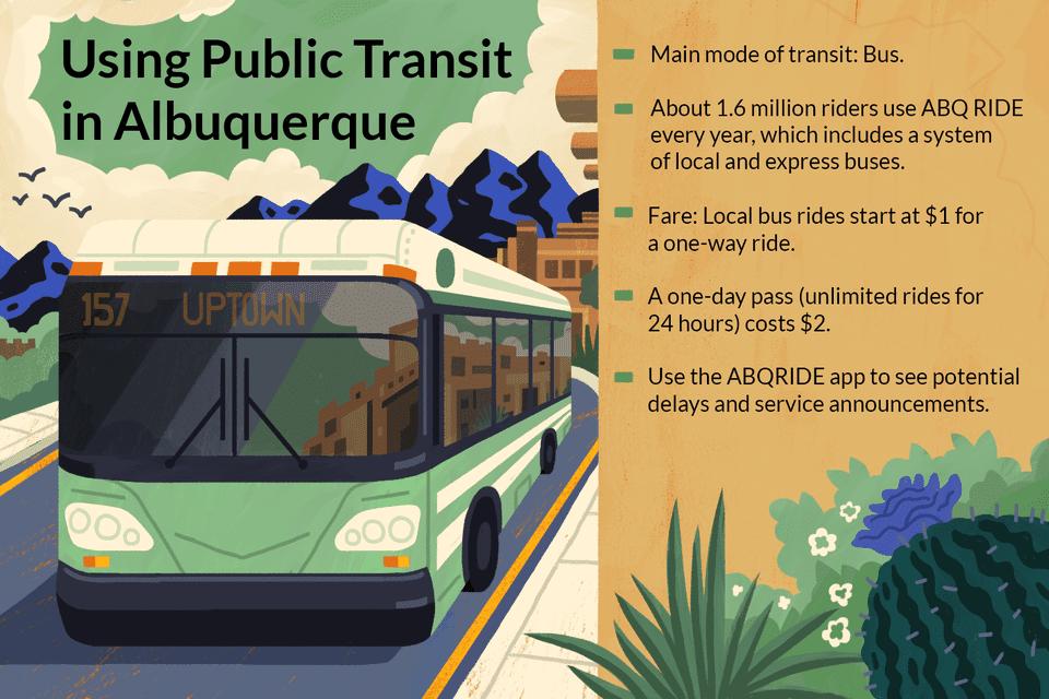 public transit in albuquerque