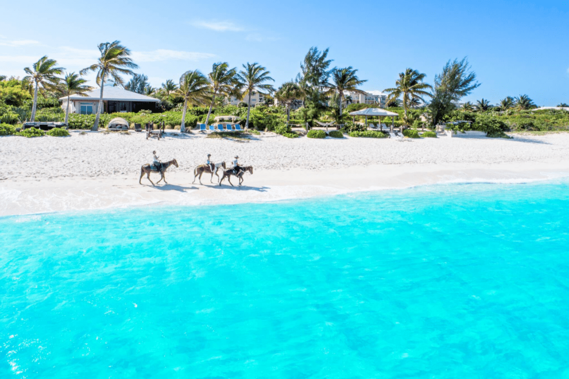 Horseback riding, Providenciales