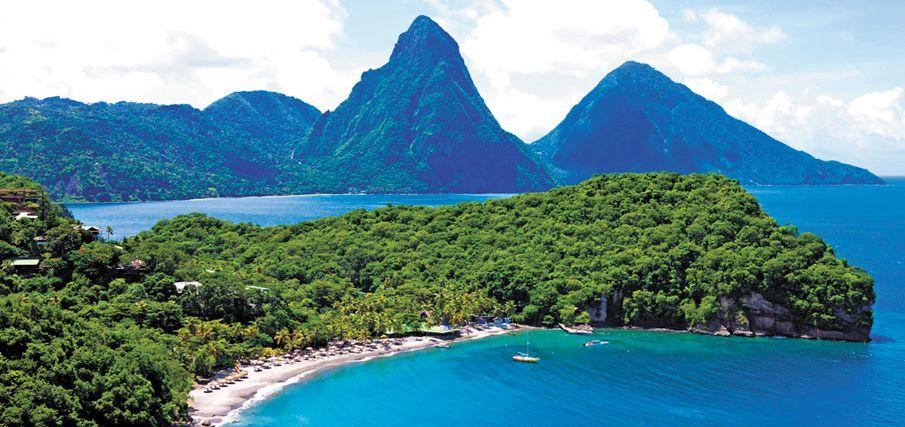 Best Caribbean Islands For Romance