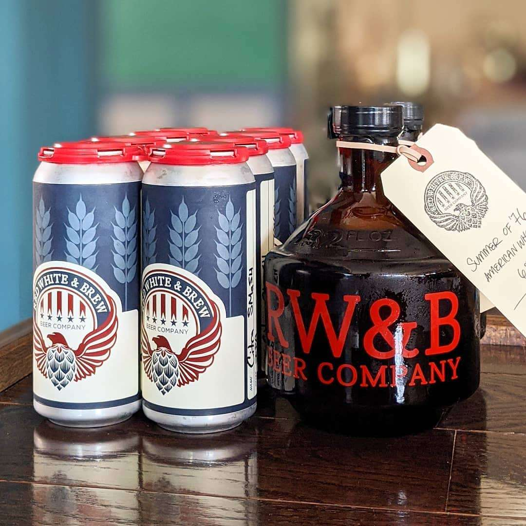 Red White and Brew Beer Company