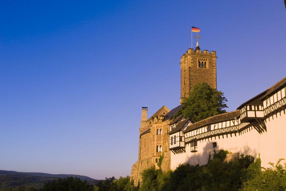 Germany, Thuringia, Wartburg