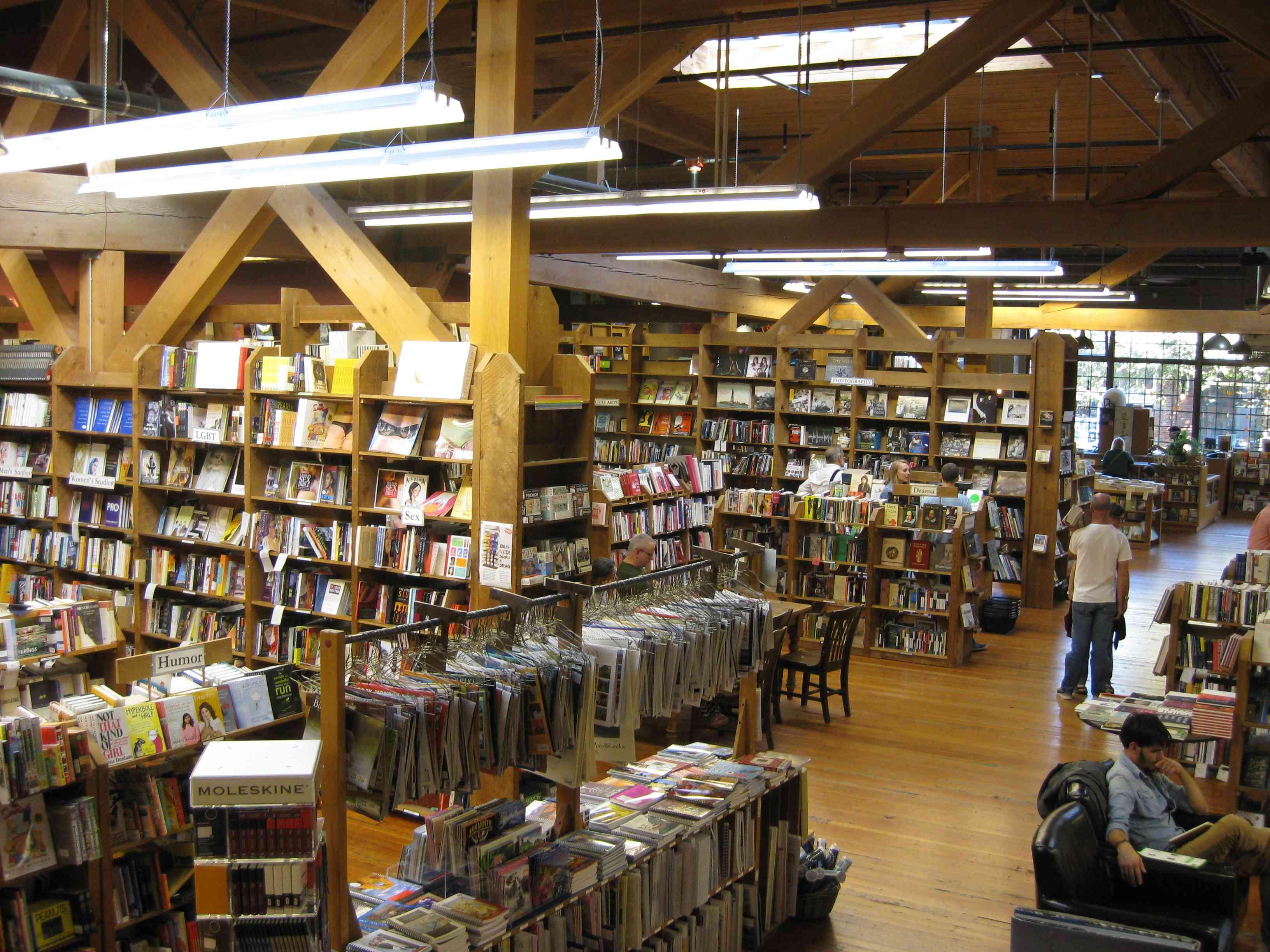Librería Elliott Bay