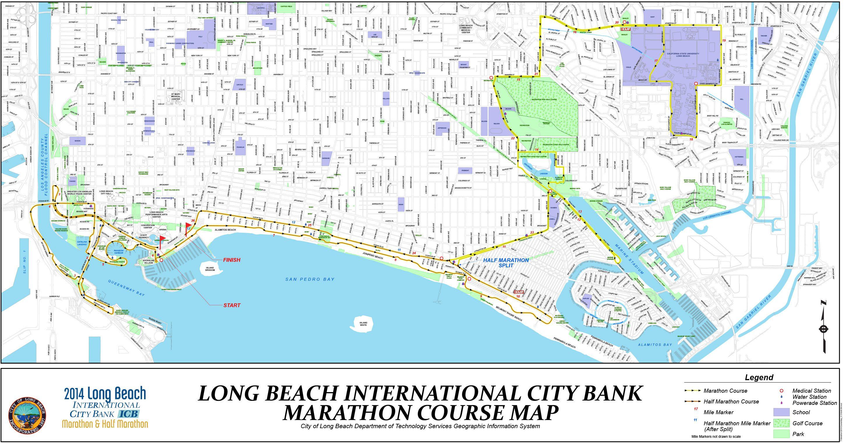Long Beach Marathon Guide
