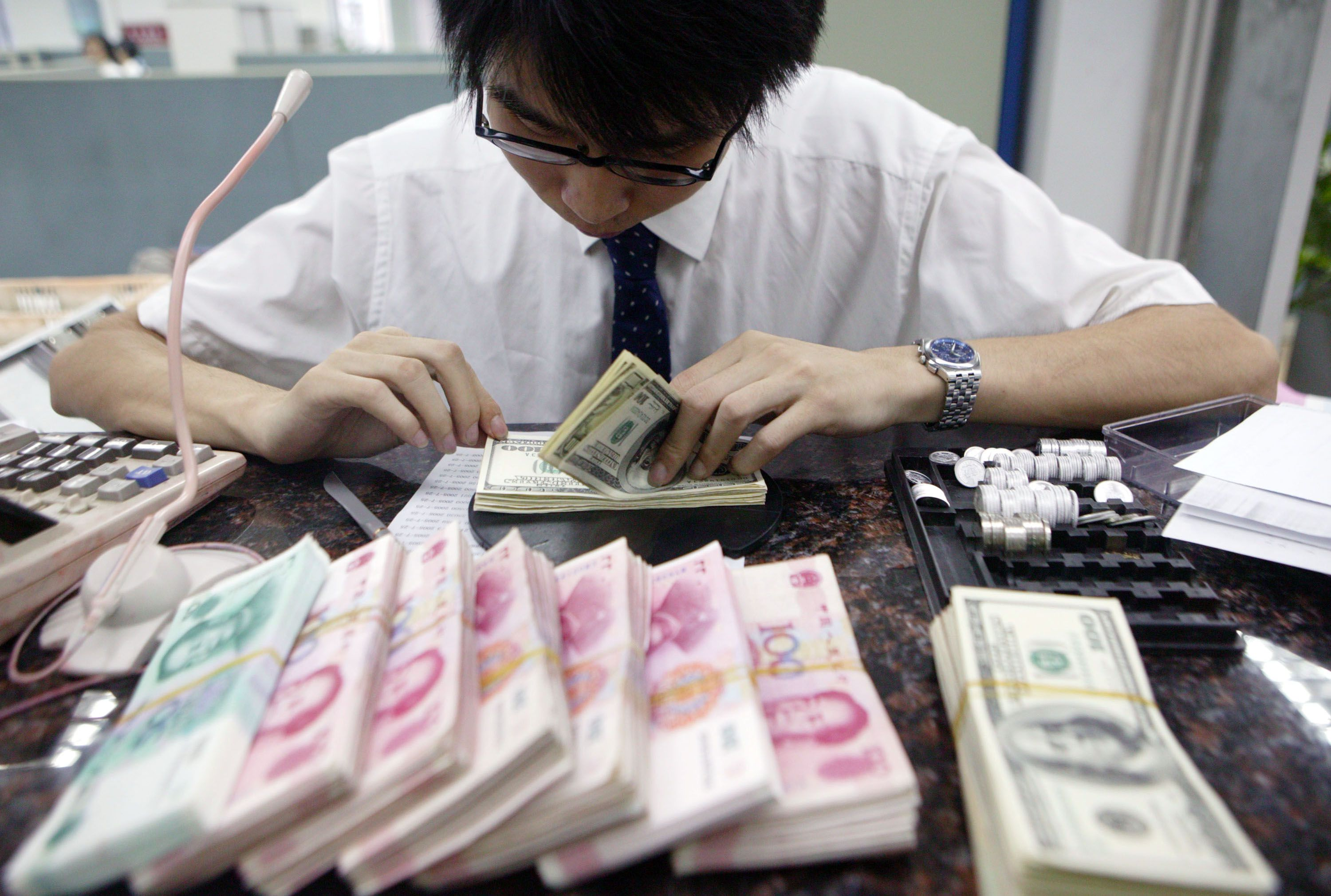 How To Exchange Money In China U S Dollars Yuan