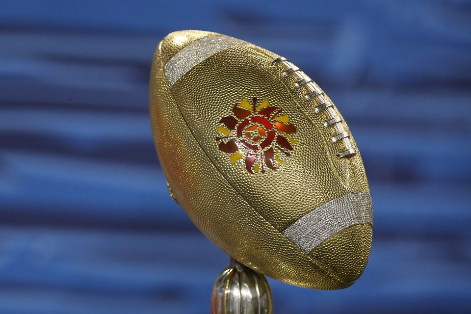 Fiesta Bowl Trophy